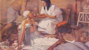 Kúrálja másnaposságát és kezelje a szemét ókori egyiptomi receptekkel