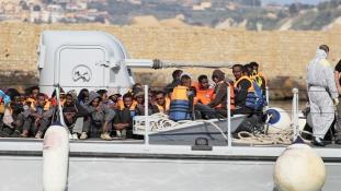 Idén ötvenszer annyi menekült és migráns halt meg, mint az előző évben