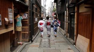 50 millió turista nem tévedhet, de sokan azért meglepődnek Kiotóban