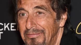 Al Pacino: sosem érdekelt a pénz, de néha hiányzott