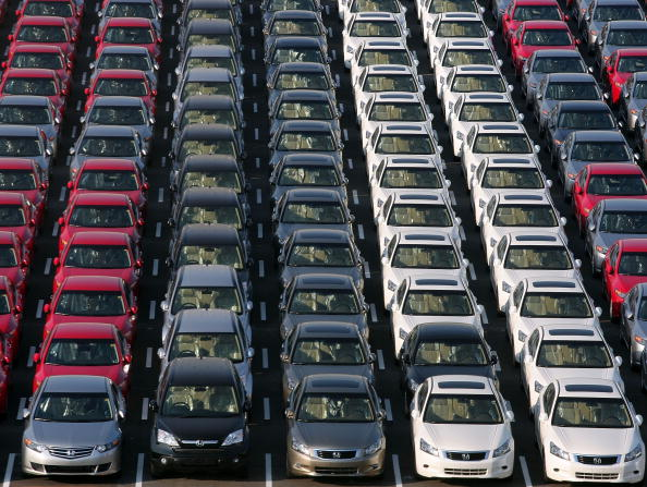 JapaneseVehicle makers Reduce Car Production