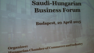 Magyar-Szaúdi Üzleti Fórum (képriport)