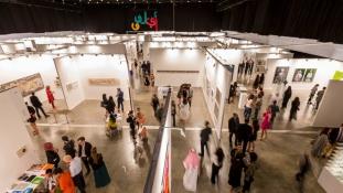 Magyar művészek bemutatkozása Dubajban HTCC-s látogatókkal