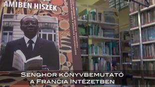 Senghor könyve a Francia Intézetben