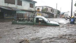 Egy városnegyedet temetett el a sár  a brazil esőzések miatt
