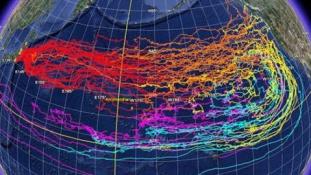 Kanadáig ér a fukusimai sugárszennyezés