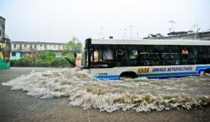 havanna eső busz