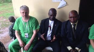A X. AHU Orvosi Misszió folytatódik