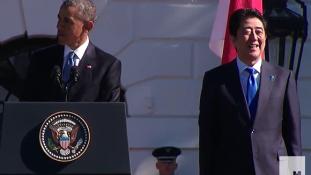 Obama: Kösz az animéket