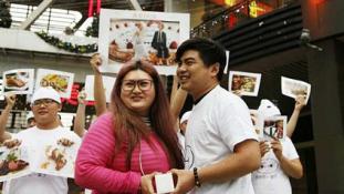 Hatalmasra hizlalta a barátnőjét egy féltékeny kínai