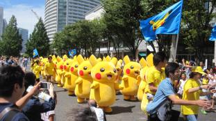 Kicsi, sárga és cuki-Hamarosan kitör az idei Pikachu-láz