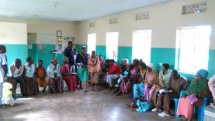 A magyar kötéstechnika ugandai csodálói – munkában az AHU orvosi missziója