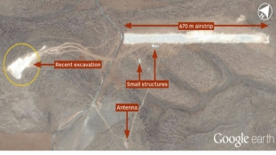 A Hezbollah szerint szántóföld, mások szerint felszállópálya