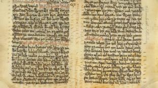 Ritka keresztény kéziratokat mentettek az ISIS elől Irakban