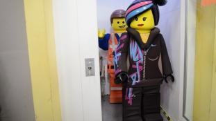 Reneszánszát éli a Lego
