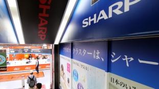 Kicsorbult a Sharp – Nagy bajban a japán elektronika egyik óriása