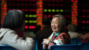 Hiába harcol a hatalom: Kína gazdasága tovább lassul