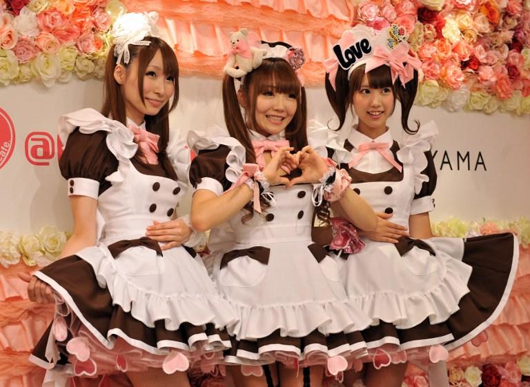 JAPAN-LIFESTYLE-FASHION-SOCIETY-FASHION