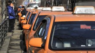 Vidéken inkább taxiznak a busz helyett Dél-Koreában