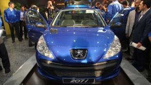 A Peugeot már rámozdult a nagy visszatérésre