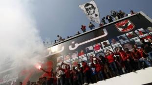 Terroristák lettek az egyiptomi fociultrák