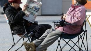 A nyomtatott hírek drágultak, az élelmiszer és a benzin olcsóbb lett
