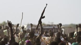 Hétéves gyereklányokat erőszakoltak meg Dél-Szudánban