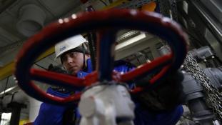 Jövő decemberre eljut az orosz gáz a török-görög határig