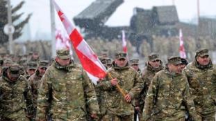 Női kézben a grúz hadügyek