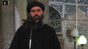 Fél év után újra üzent az önjelölt kalifa