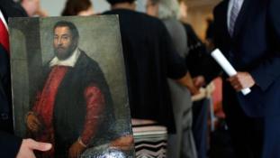 A holokauszt áldozatának lánya visszakapta apja festményét New Yorkban- 70 év után