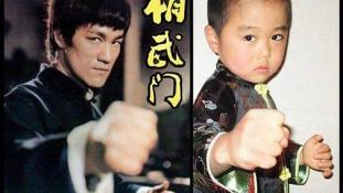A japán mini Bruce Lee az internet sztárja