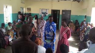 Egy hétfői nap öt maláriás beteggel