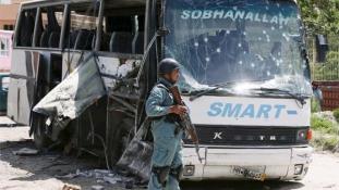 Lövöldözés a buszon. 43 halott Pakisztánban