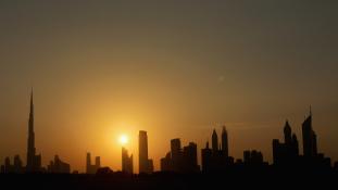"""A világ """"legnaposabb"""" szállodája épül Dubajban"""