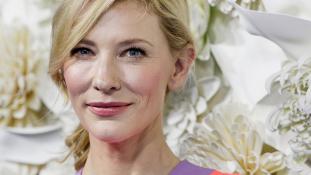 Cate Blanchett: Rengeteg leszbikus kapcsolatom volt