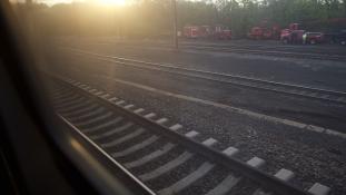 Philadelphiai vonatbaleset: nem lövés okozta a tragédiát