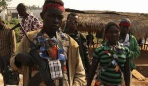 Gyerekrabszolgák százait engedték szabadon Közép-Afrikában