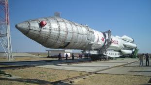 Rakétabaleset Oroszországban