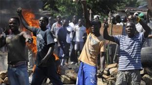 Az Európai Unió megfigyelői kivonulnak Burundiból és viszik a pénzt is