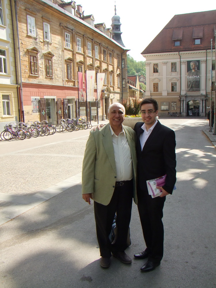 Nyugat-szaharai szolidaritási konferencia Ljubljanában