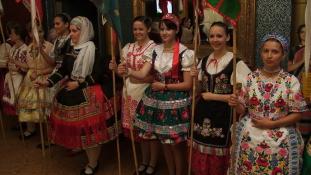 A Magyar Világtalálkozó díszünnepsége