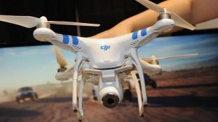 Drónokkal a bűnözők ellen a bűn városában