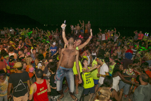 Thailand's Full Moon Party 25 years On