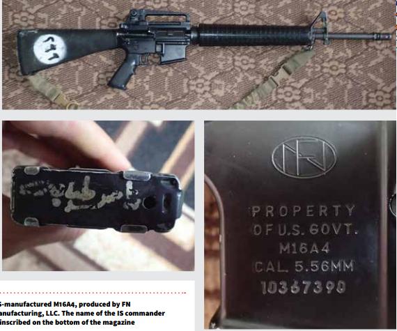 Az M16-os