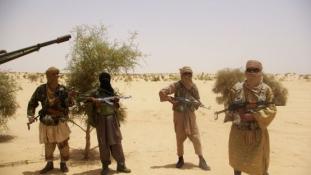 Komoly harcok országszerte Maliban