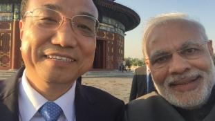 Nemcsak a közös szelfi hozott milliókat a kínai-indiai csúcson
