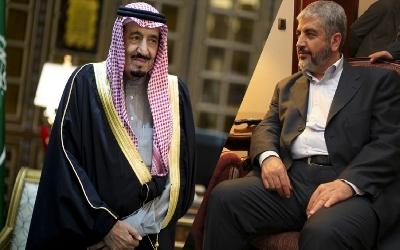 Újratervezés alatt a Hamász-szaúdi kapcsolatok?