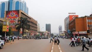 Városokban a jövő Ugandában?