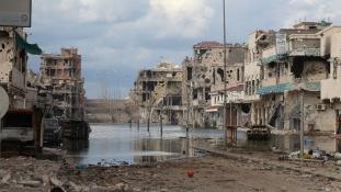 Teljesen elfoglalta Kadhafi szülővárosát az Iszlám Állam